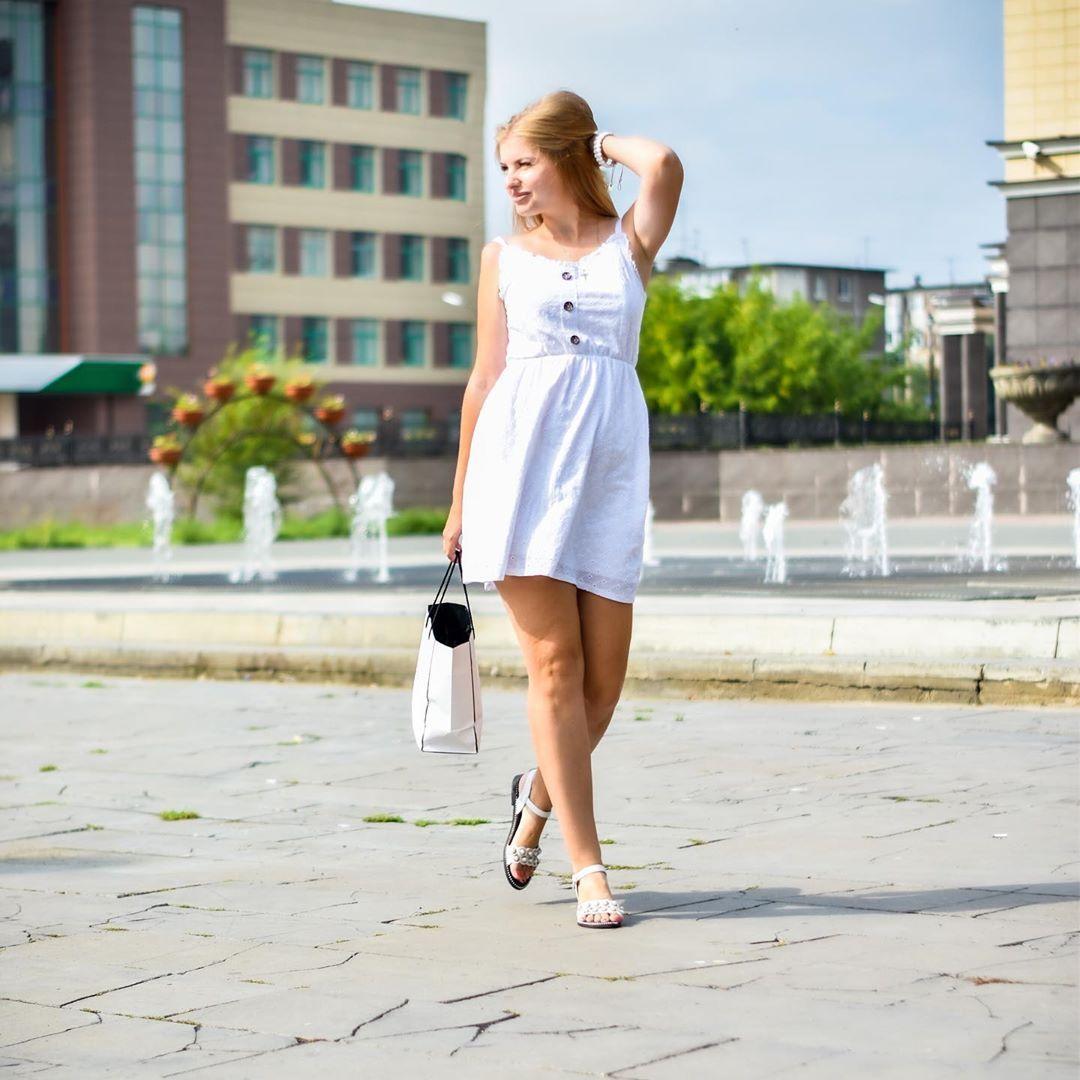 девушки модели в новотроицк