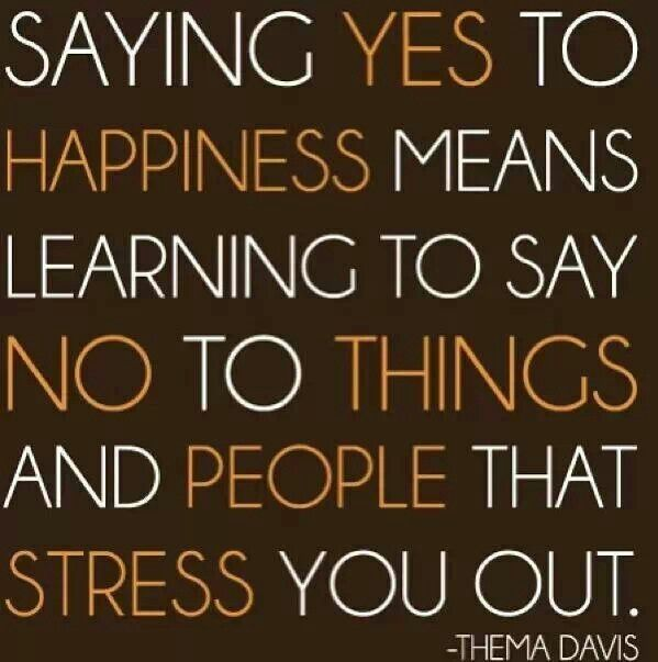 We Are In Charge Of Our Happiness... Say no to the negative & find the positive in a situation. You Are Worth It!