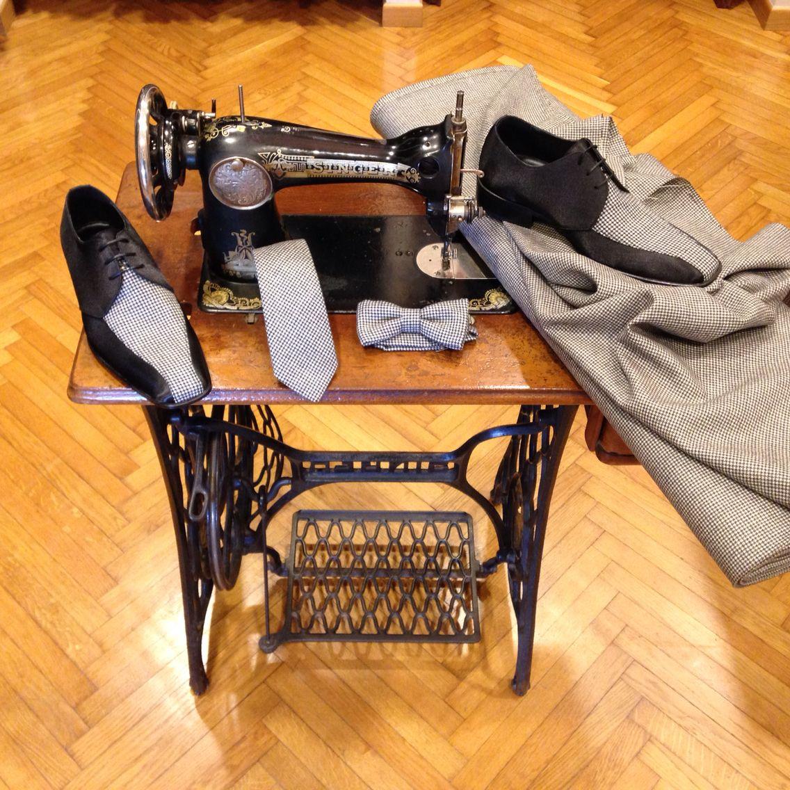 #fattoamano #scarpe #cravatte #abiti