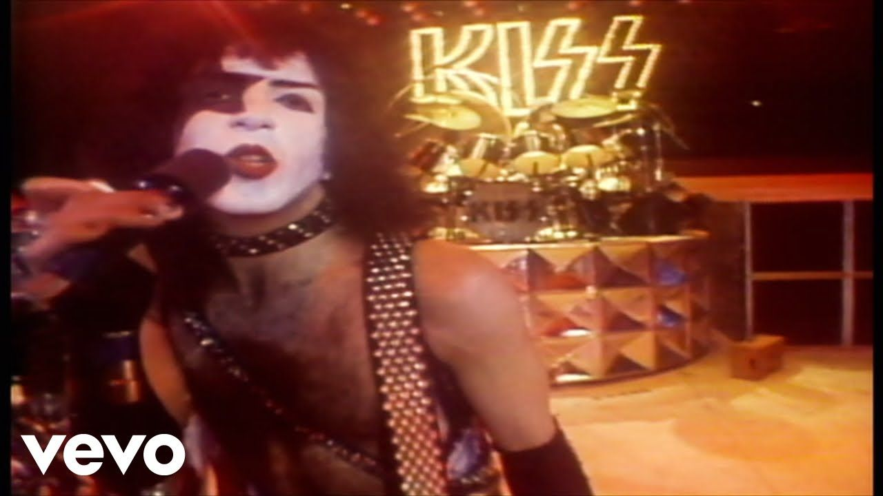 Kiss I Was Made For Lovin You Official Music Video Kiss