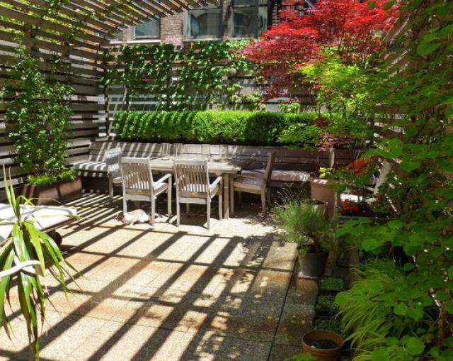 Ideas para decorar una terraza o el balc n de tu vivienda for Viviendas para terrazas