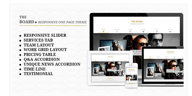 21 New Single Page Website Design For Inspiration