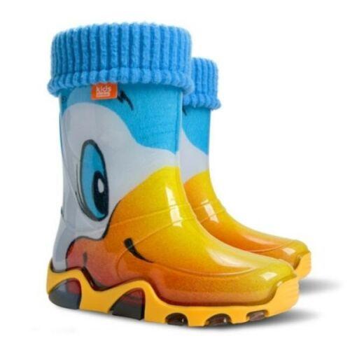 Boys Girls Kids Children Wellington Boots Wellies Rainy Boots Uk Size 4 2 5 Ebay Toddler Rain Boots Boots Wellies Rain Boots