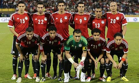 buy online 9c13c b6f40 Egyptian National Football Team | North Africa | National ...