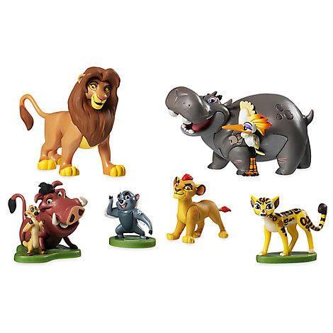 LION KING DISNEY BOXED ORNAMENT SET WITH PUMBA /& TIMON