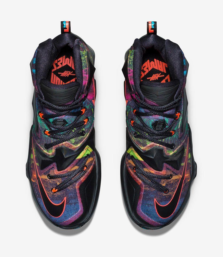 Nike LeBron 13 Akronite Philosophy 5 | Shoes | Pinterest | Roshe ...