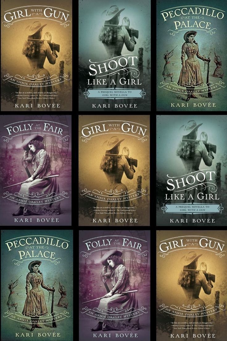 The Annie Oakley Mystery Series In 2020 Historical Fiction Books