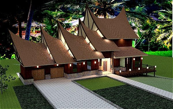 Indonesian House Floor Plan Http://www.house Floorplan.com/fatima/ | House  Floor Plans | Pinterest | House