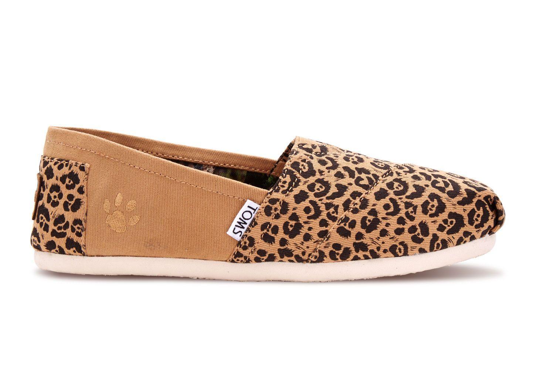 84b8865b966 TOMS Jaguar Classic Canvas Shoes