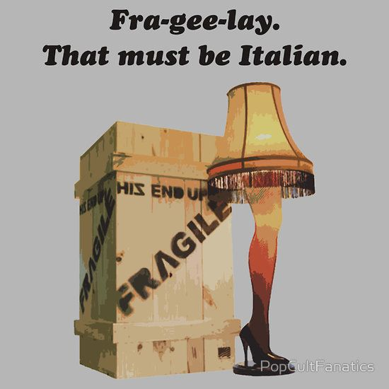 dec 6 2012 fra gee lay that must be italian uh i think that says fragile dear holiday. Black Bedroom Furniture Sets. Home Design Ideas