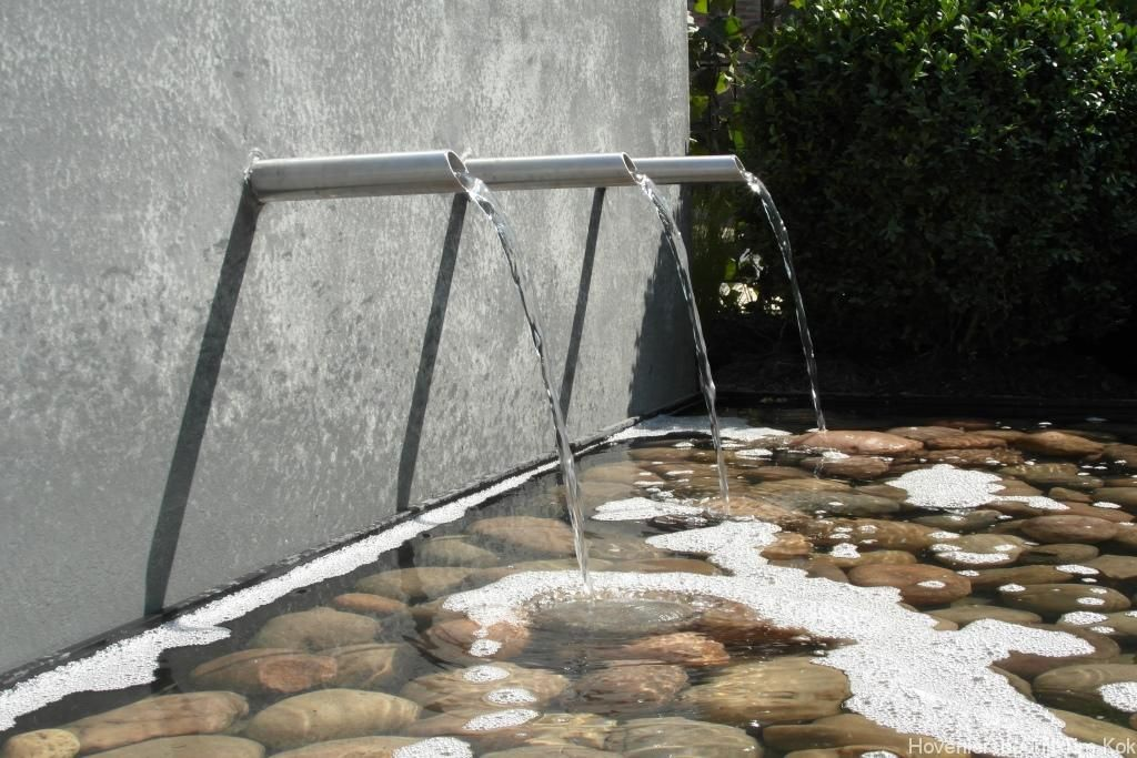 Luxe tuin lounge tuin veel terrassen klinker bestrating gestuucte