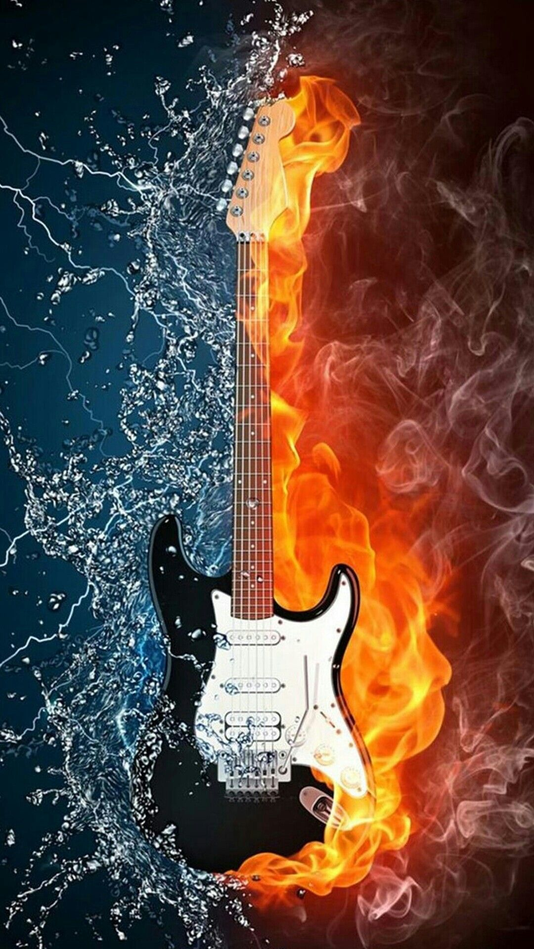 Pin By Willi On Cell Phone Backgrounds Fondo De Celular Cool Wallpapers For Phones Music Wallpaper Guitar Wallpaper Iphone Guitar mobile wallpaper hd