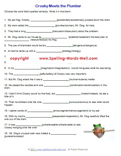 free printable spelling worksheets for the boys spelling worksheets spelling practice. Black Bedroom Furniture Sets. Home Design Ideas
