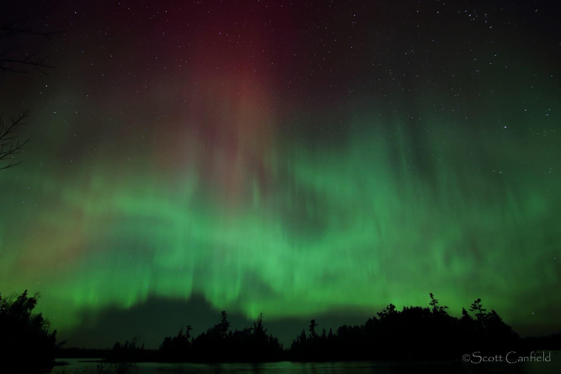aurora borealis minnesota bluff country pinterest aurora
