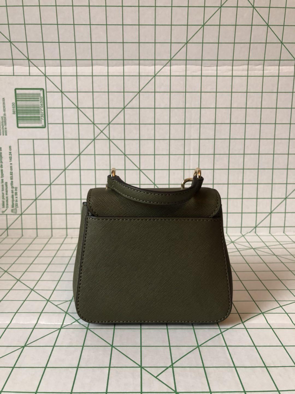 312449628a0a Michael Kors Small mini Bridgette Top Handle Saffiano Leather Multifunction  Bag $78.0