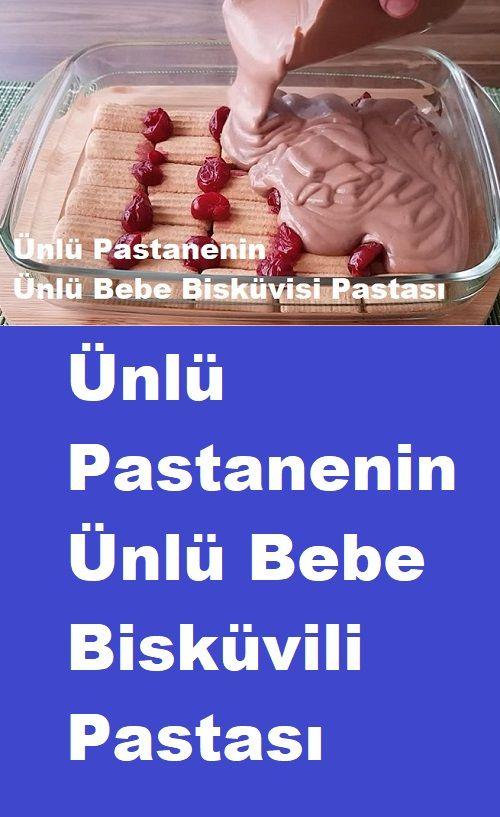 Ünlü Pastanenin Ünlü Bebe Bisküvili Pastası #kuchenkekse
