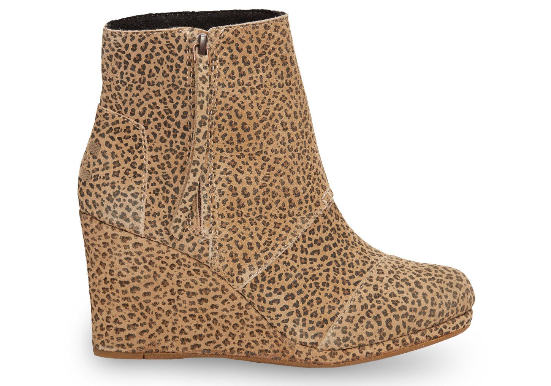 9a470ee5982 undefined Cheetah Suede Women s Desert Wedge Highs