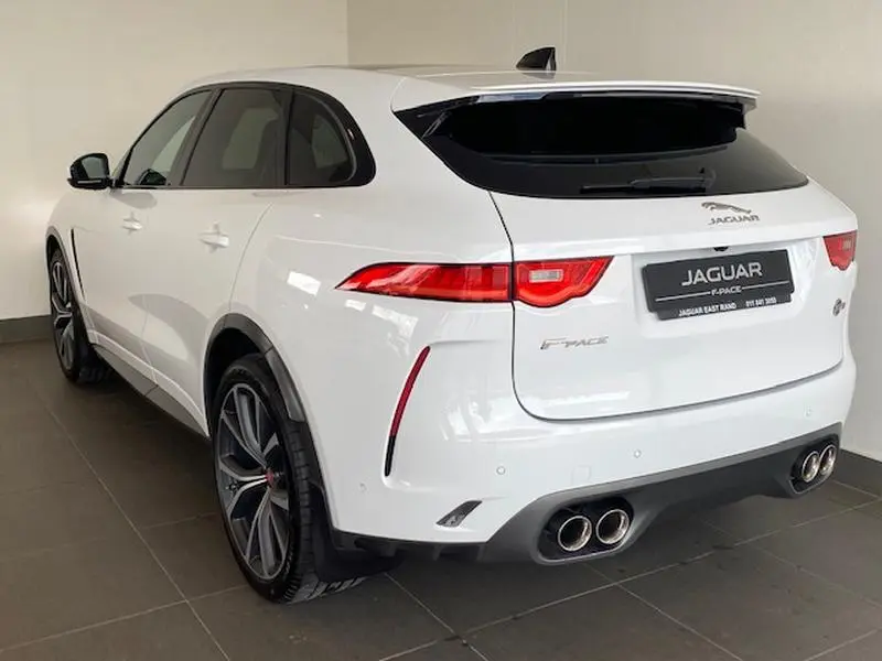 Used Jaguar F Pace 5 0 V8 Svr For Sale In Gauteng Cars Co Za Id 5755256 Jaguar Suv Jaguar Car White Jaguar Car