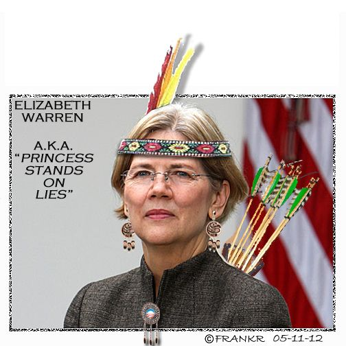 Affirmative Action impacts DNC (tribal council) Elizabeth 'Fauxcohontas' Warren has been given a seat among the inner ring at the tribal council campfires of the Democrat Party. Her 'leadership' position has been made up, still has no title, but will involve reaching out to progressives before the next election.