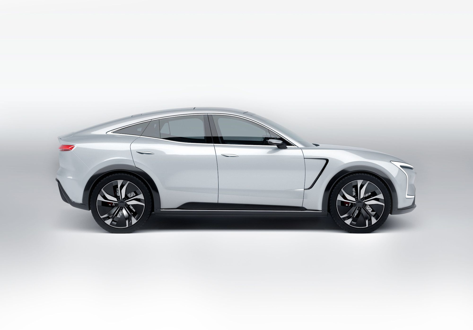 SF Motors unveils all-electric SUVs with powertrain from Tesla co ...