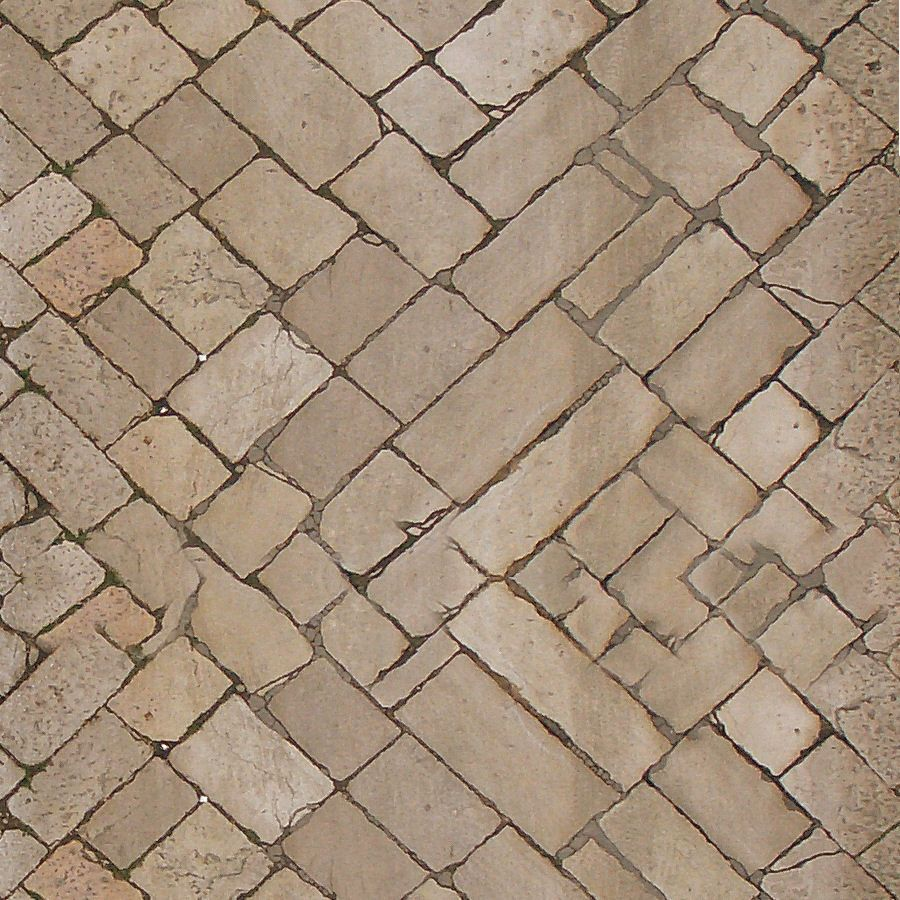 Free texture antique pavments outdoor medieval for Exterior floor tiles texture