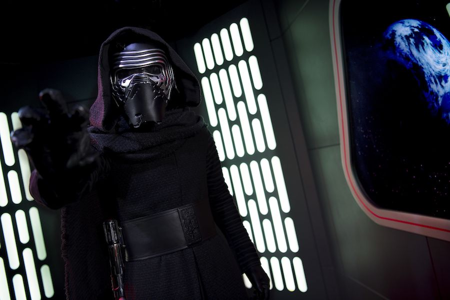 Star Wars Characters at Walt Disney World