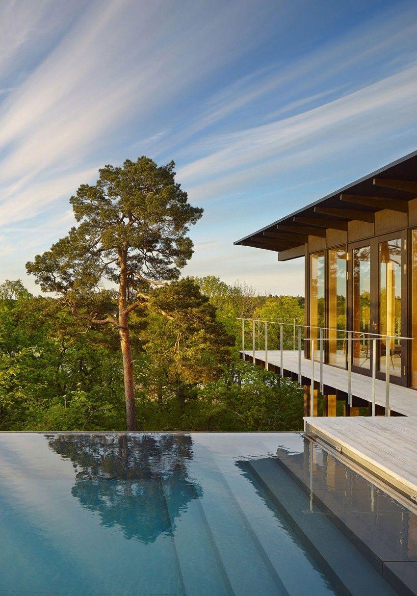 Aspvik By Andreas Martin Löf Arkitekter In 2020 Weekend House House Styles Summer House