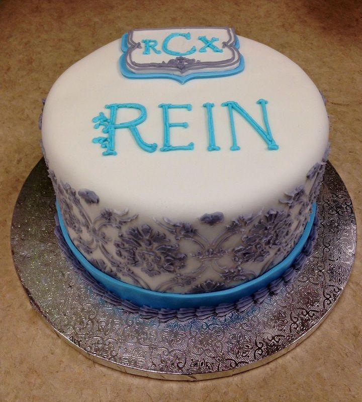Damask cake cake cake supplies damask cake