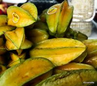 Starfruit - Mercado Antigua Guatemala in Color-1-19
