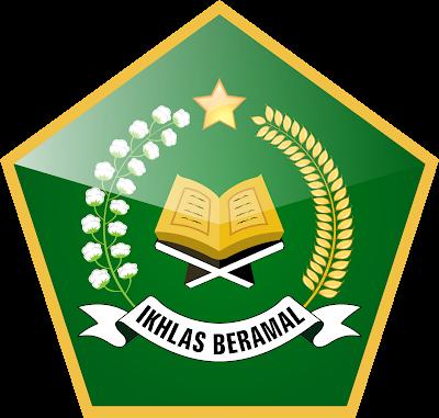 Logo Kementerian Agama Republik Indonesia Agama Seni Buku Undangan Pernikahan