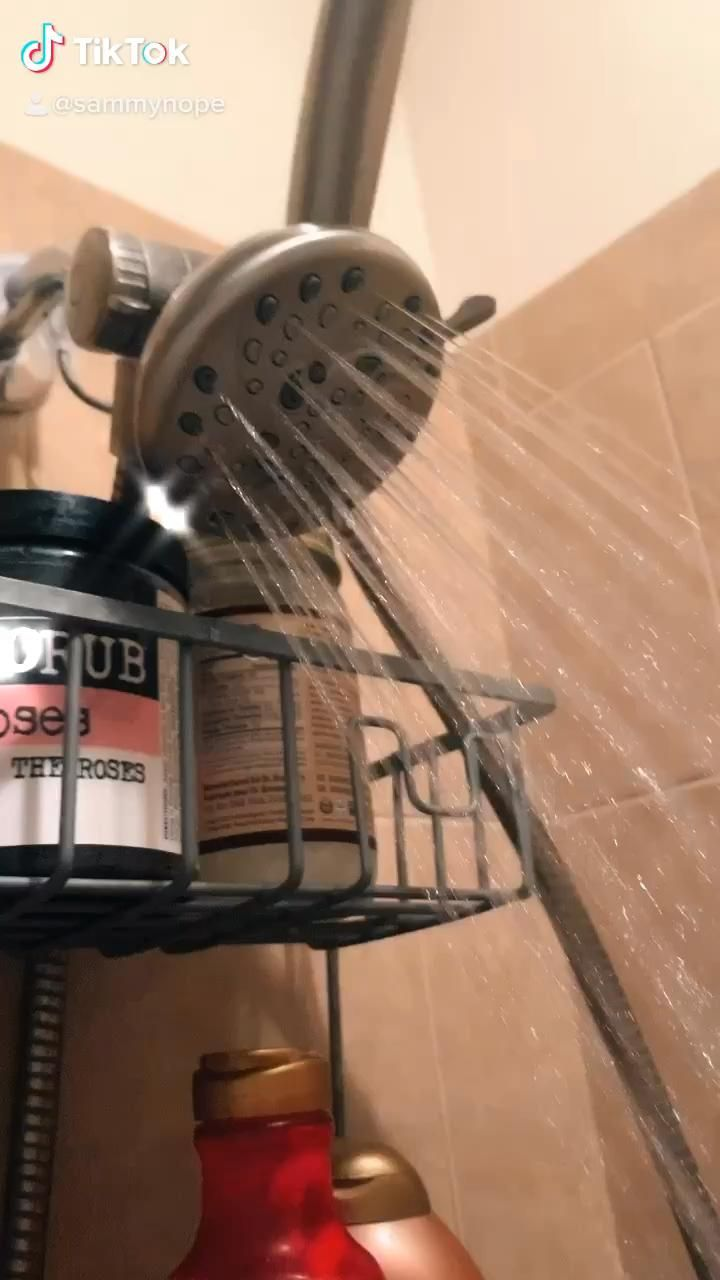 Shower Routine!