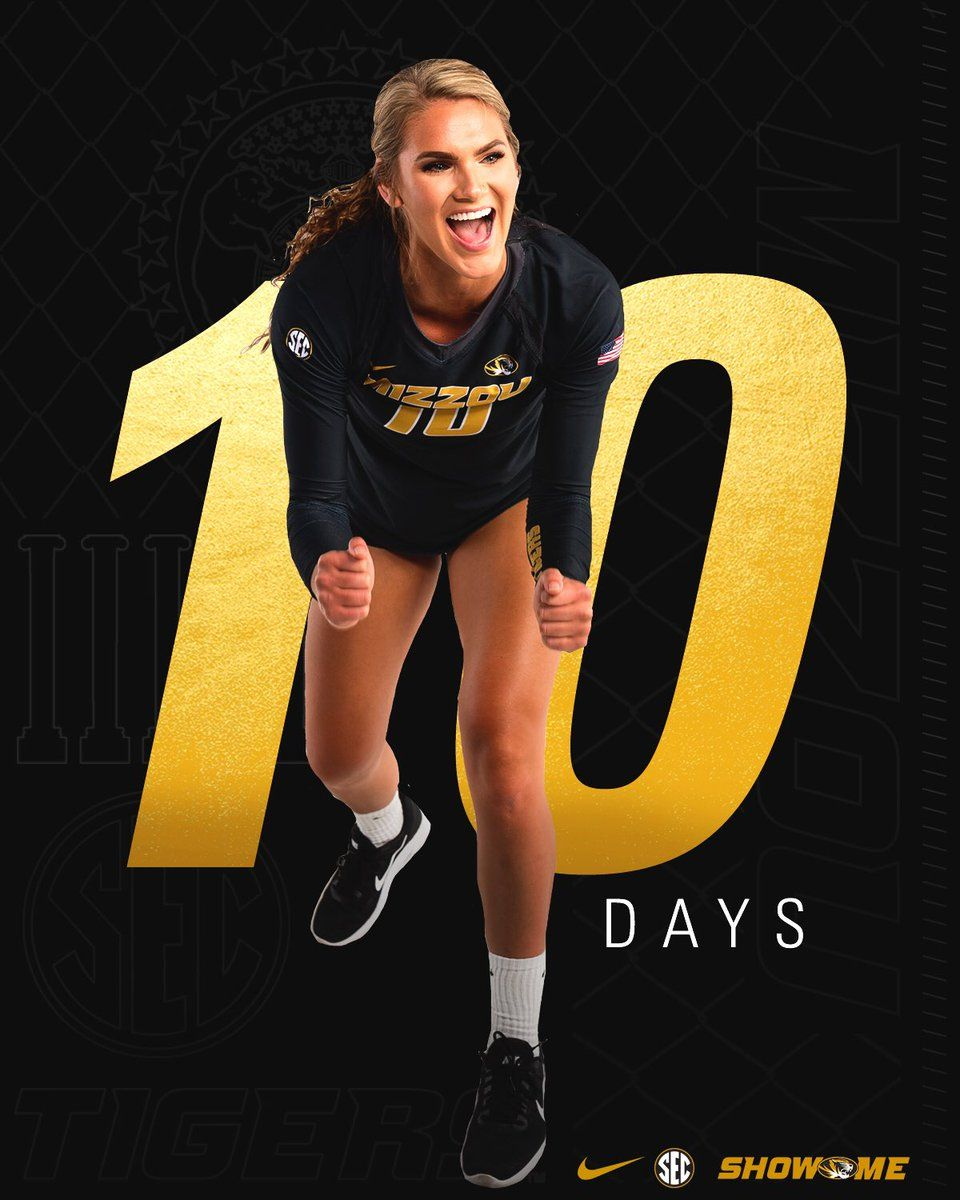 Mizzou Volleyball Mizzouvb Twitter With Images Volleyball News Volleyball Mizzou