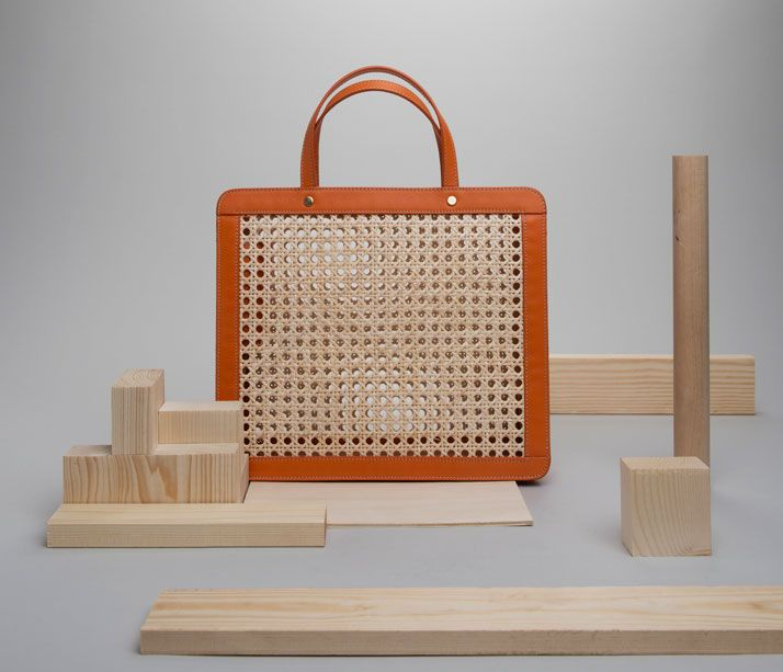 The GRAND Furniture Series Inspired By Handbag Details