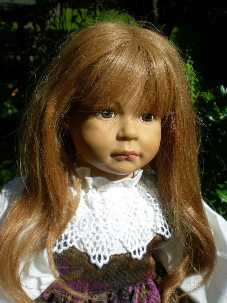 Top Zustand Cheapest Price From Our Site Art Dolls-ooak Sigikid Puppe Vinyl Puppe 51 Cm Dolls & Bears
