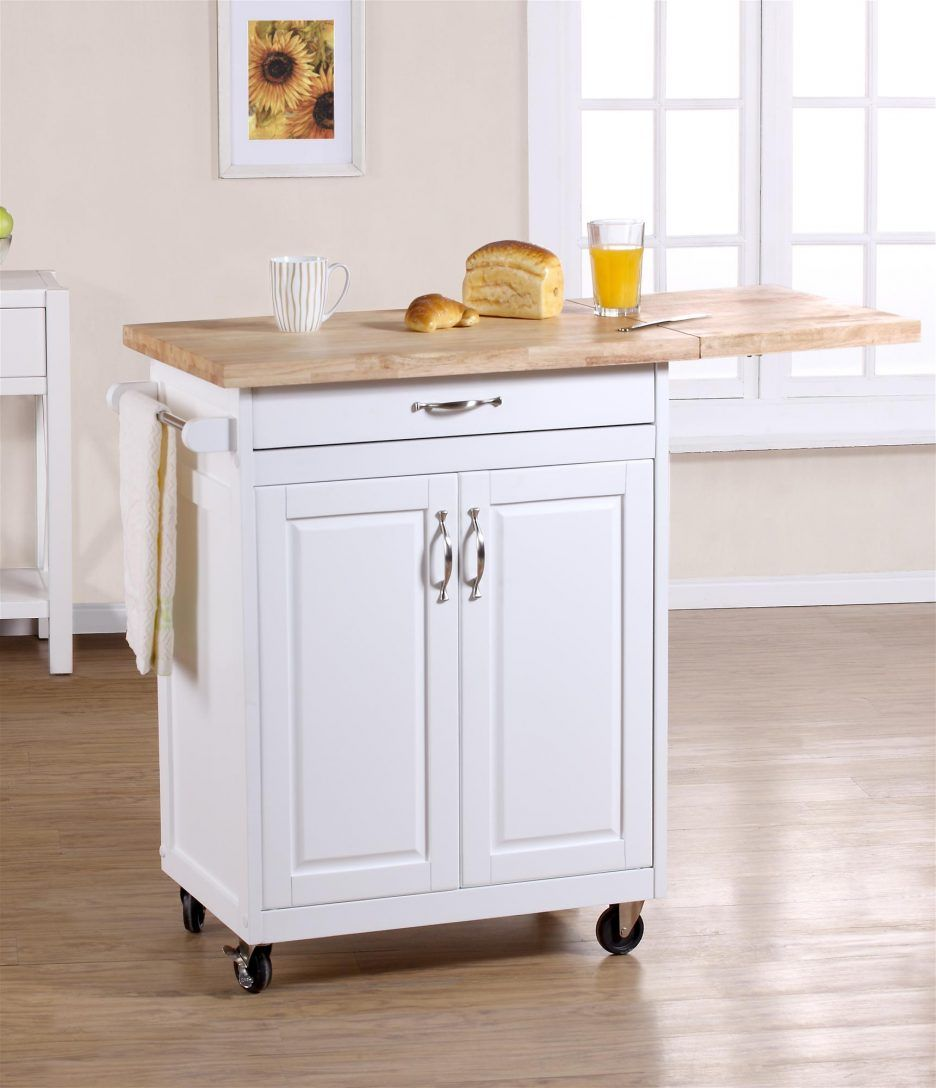 Kitchenstainless Steel Kitchen Cart Portable Kitchen Island Long Extraordinary Small Kitchen Island On Wheels 2018