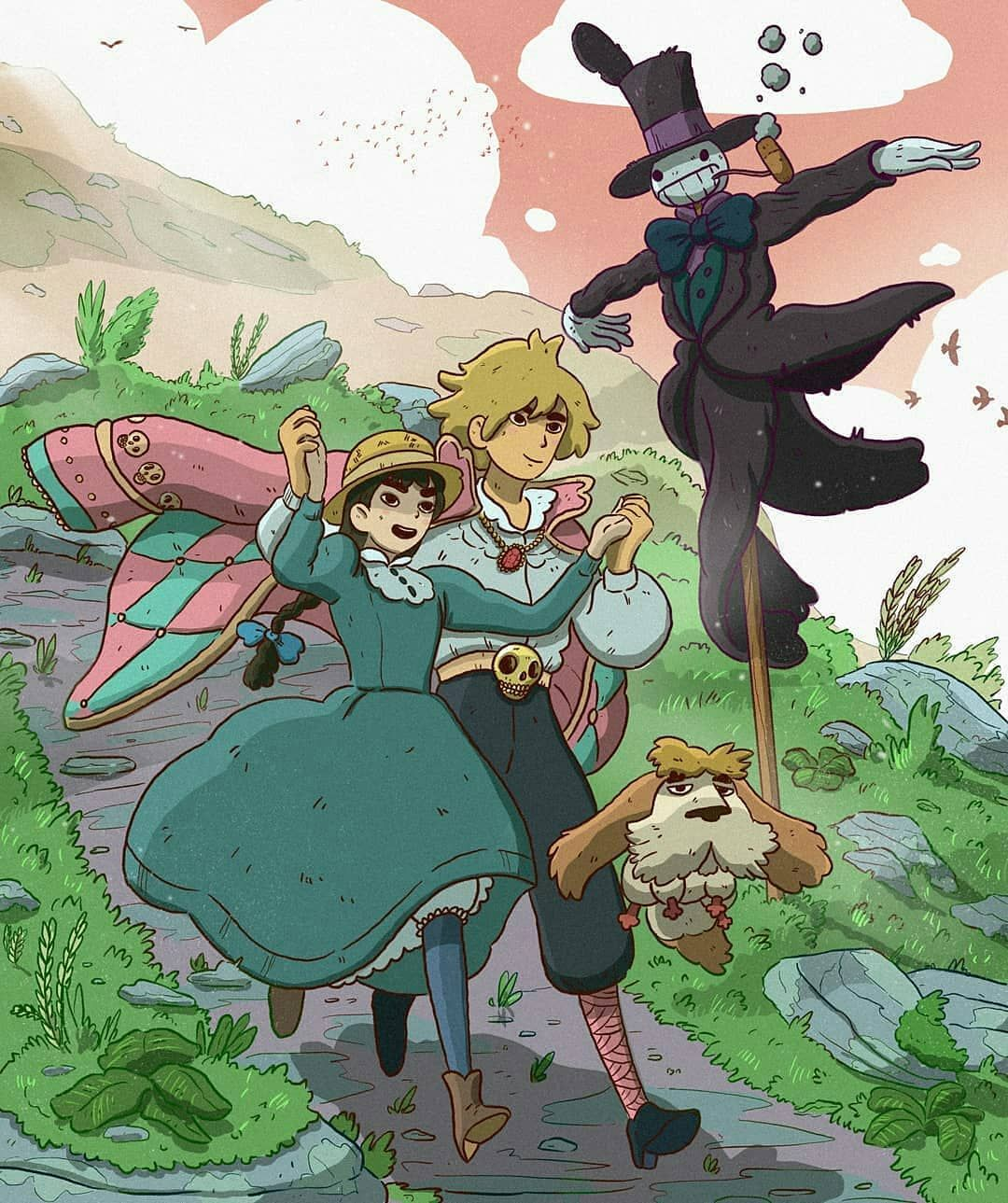 Pin by Hannah Huff on Anime Movies (With images) Studio
