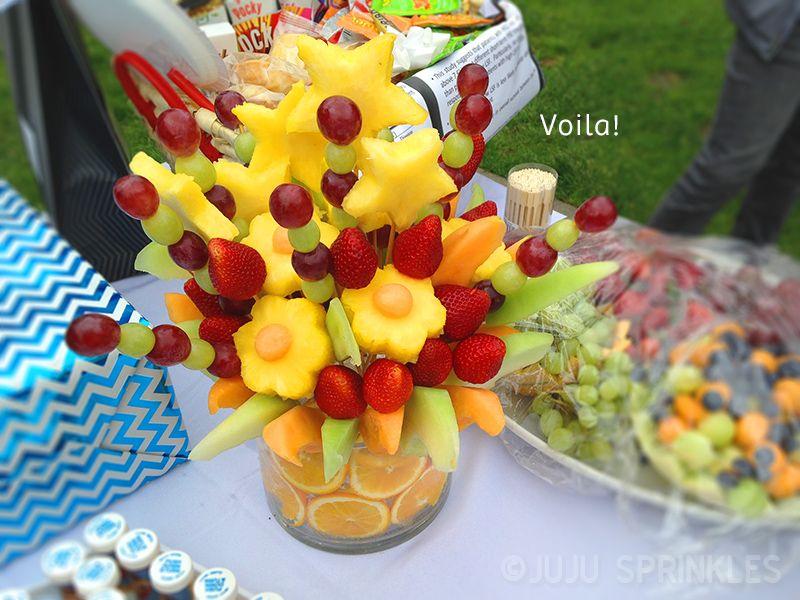 Diy edible arrangement   DIY   Pinterest   Edible arrangements ...