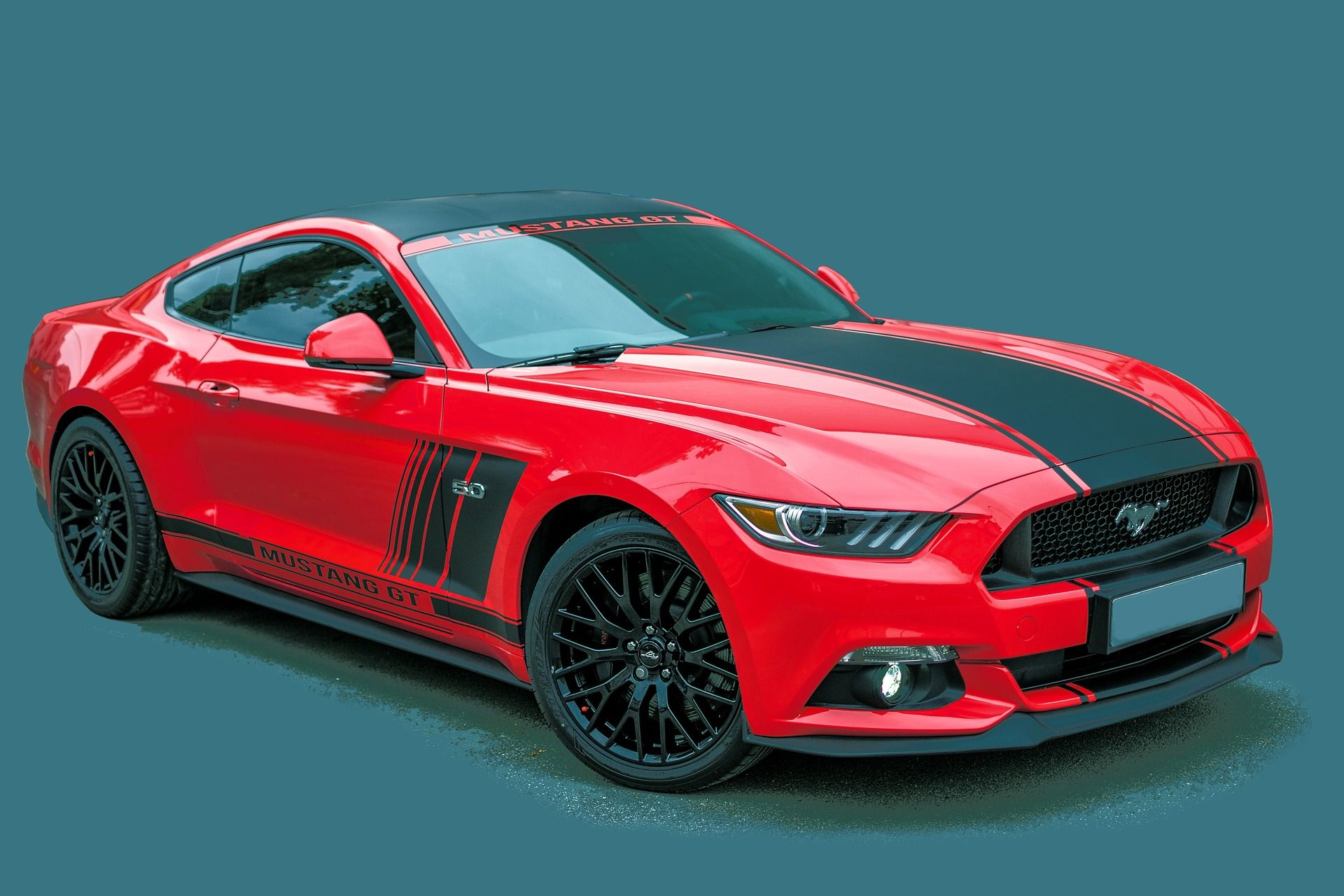 Ford Mustang Sports Car Sell Car Ford Mustang Gt