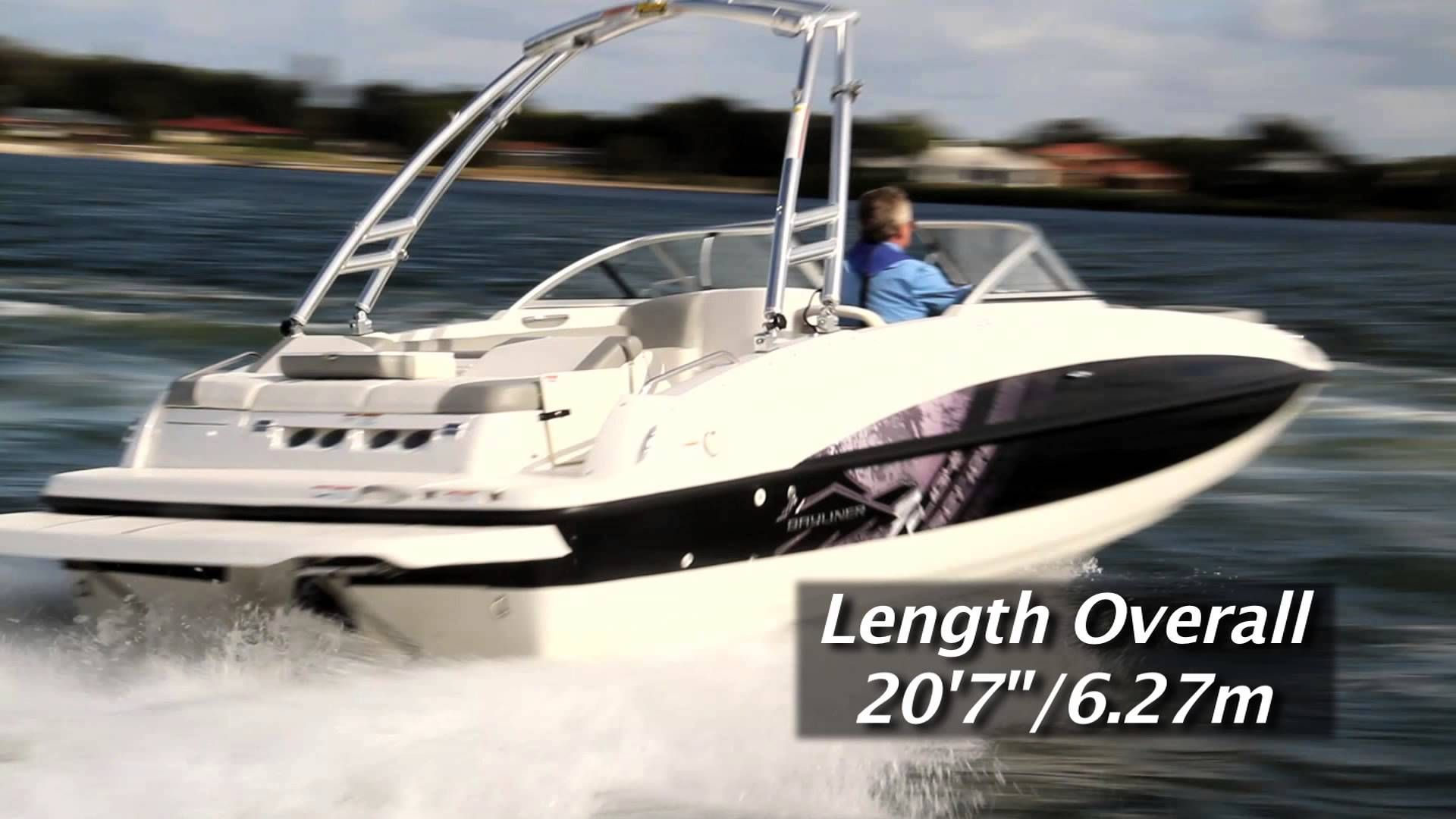 Bayliner 215 DB Test 2013- By BoatTest com -- Perfect day boat for