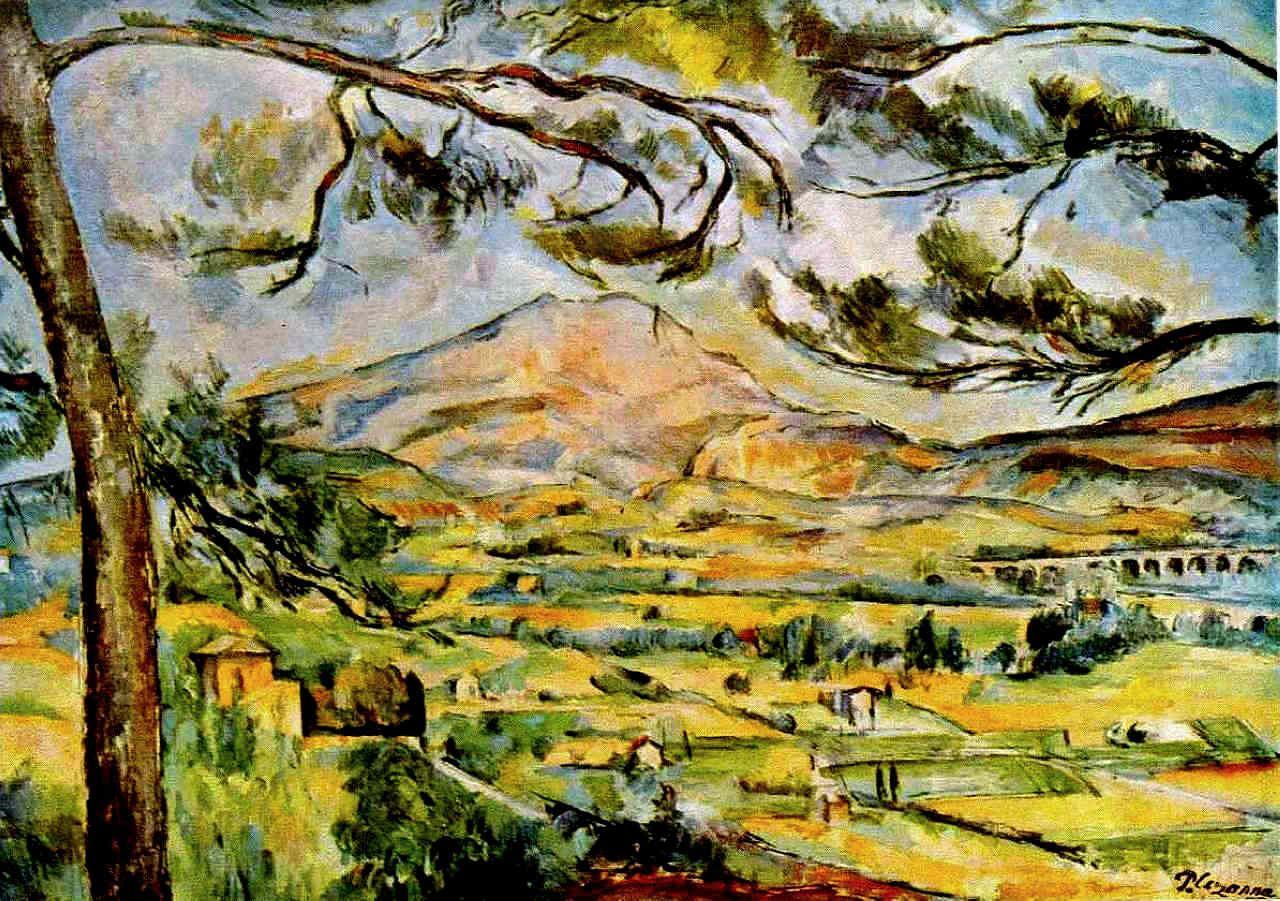 sainte victoire mature personals Mont sainte-victoire (c1905) artist: paul cézanne artwork description & analysis:  in cézanne's mature work, the colors and forms possessed equal pictorial weight.