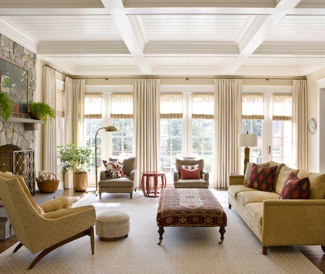 Asheville Model Home Interior Design 1264f: Marika Meyer Interiors