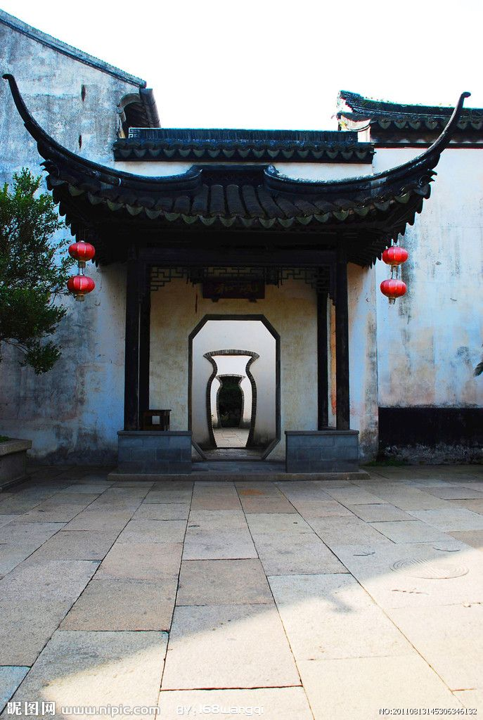 Chinese courtyardchinese gardentraditional chinesetraditional house stylechinese architecturearchitecture interior also best china stly images on pinterest style asia and rh
