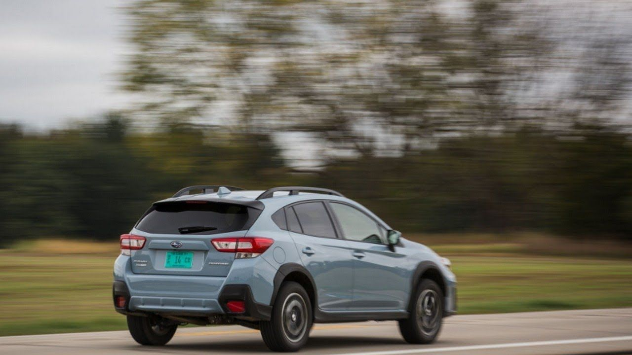 Hot News!!!...2018 Subaru Crosstrek SAFETY, Warranty and