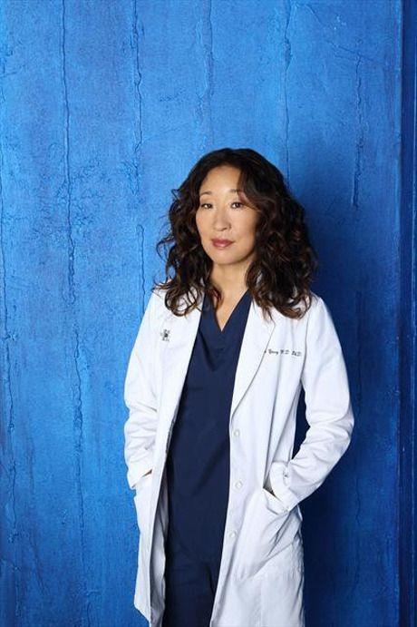 Greys Anatomy Season 9 Promo Pics Sandra Oh Cristina Yang