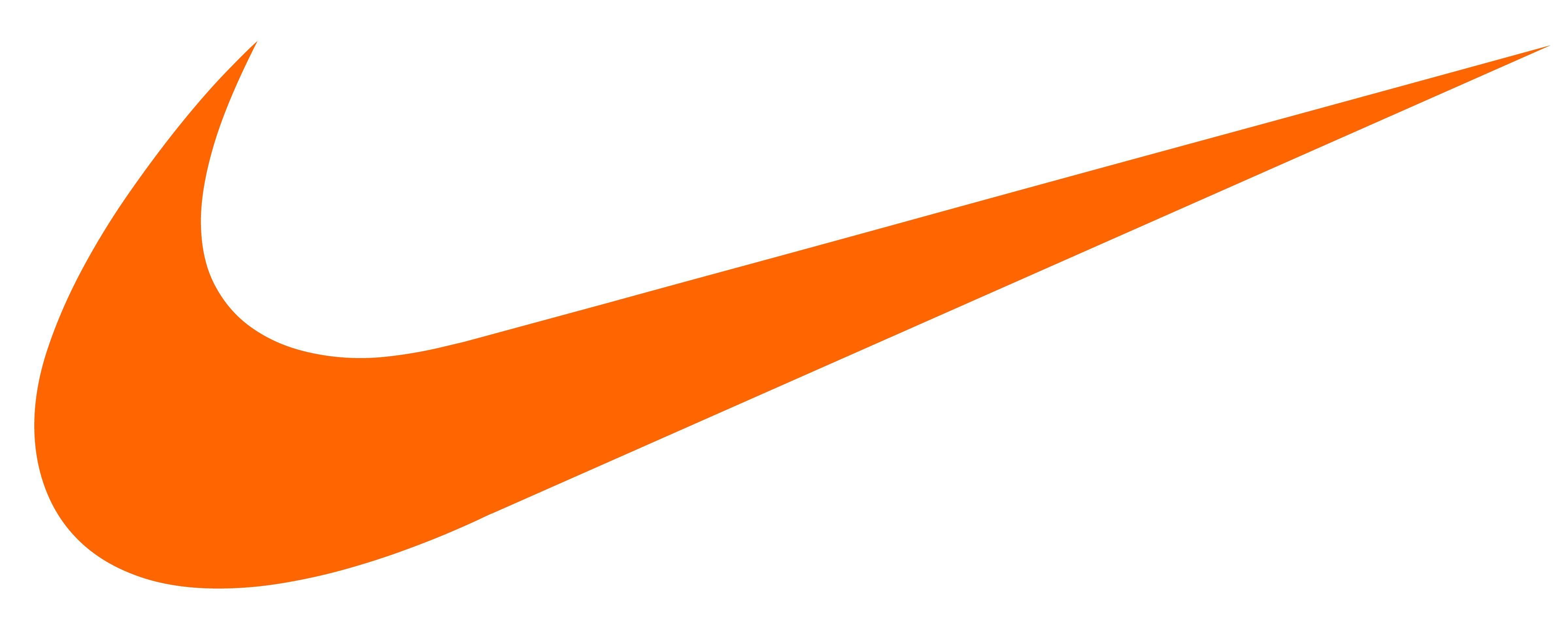 Image result for nike logo orange | Nike logo, Nike, Logos