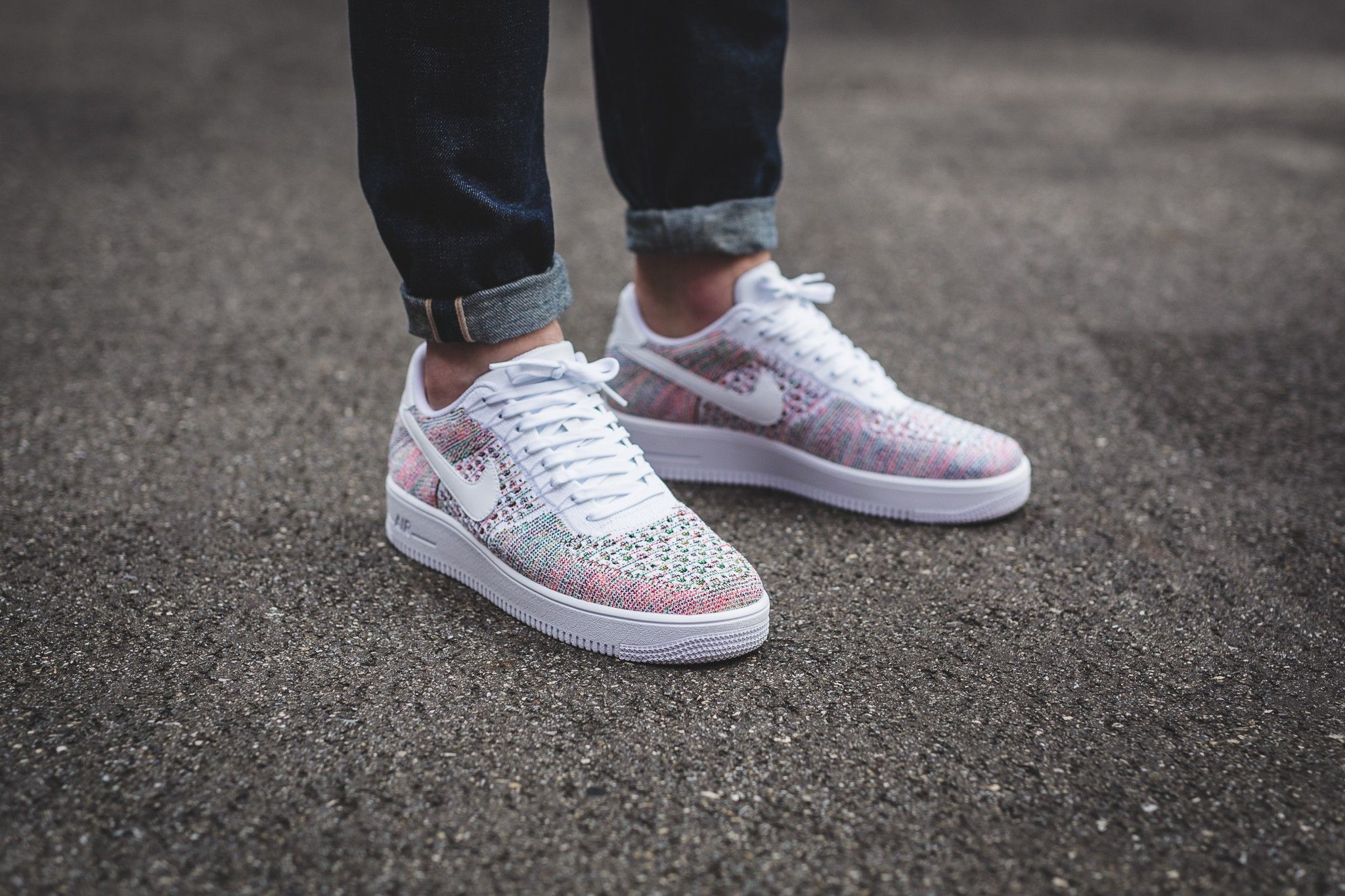 purchase cheap dab1a f306c Nike Air Force 1 Ultra Flyknit Low 817419-701, Titolo ...