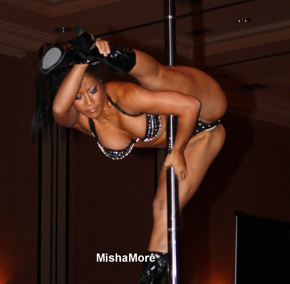 Christina Aguchi Exotic Dancer Entertainer Of The Year