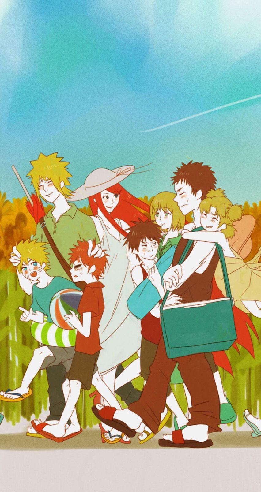 Naruto Uzumaki Fanart For Those Who Missed Naruto Anime