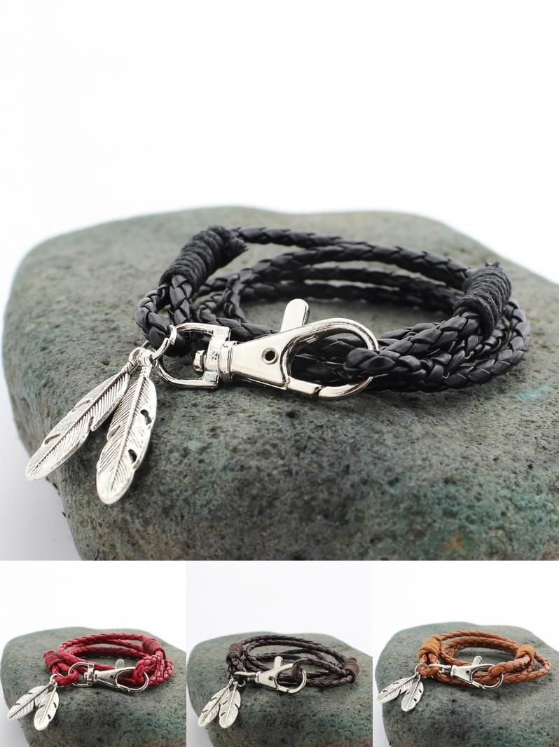 Visit to buy new arrival fashion jewelry pu leather charm