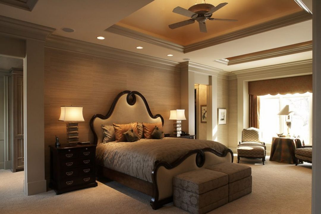 35 Best Bedroom Ideas Are Simple And Fun Luxury Bedroom Master